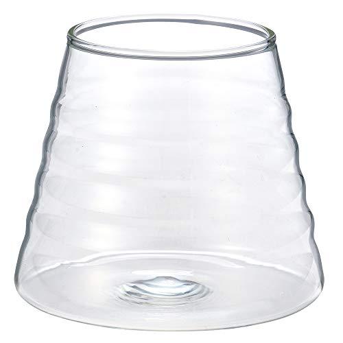 円錐形をしたグラス 富士山グラス 2客セット 24個 1ケース販売 記念品として ノベルティ