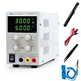 DC Power Supply, 30V 5A, Lab...