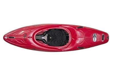 Magnum 80 Riot Kayaks Red 8ft Whitewater Creeking Kayak