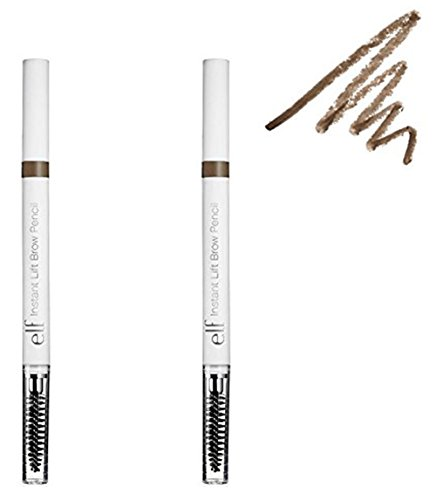 Elf Instant Lift Brow Pencil, Taupe, 2 Pack