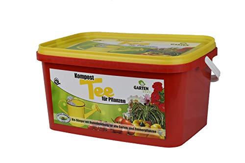 Kompost-Tee Maxi 22 Beutel - Natur im Garten Gütesiegelprodukt | Natürliche Mikroorganismen