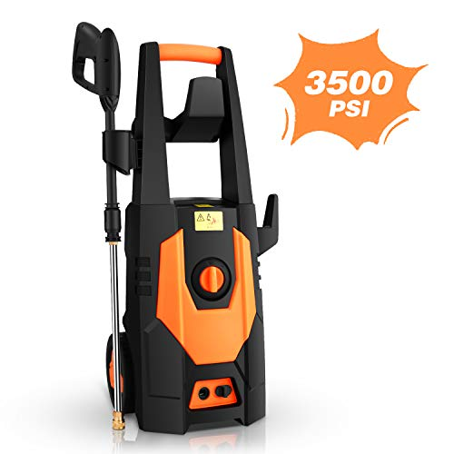 mrliance 3500PSI Electric Pressure Washer, 2.0GPM Electric Power...