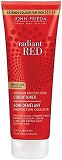 ジョン?フリーダ放射赤色拡大コンディショナー250Ml (John Frieda) (x2) - John Frieda Radiant Red Colour Magnifying Conditioner 250ml (Pack of 2) [並行輸入品]