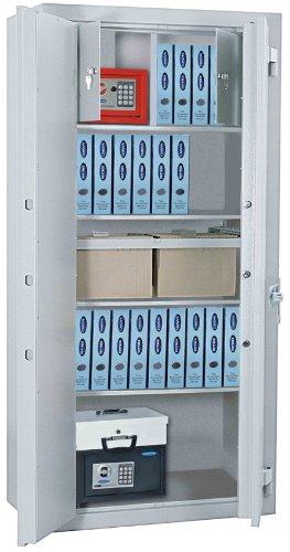 Rottner Office 3 Premium - Armario de oficina (acero)