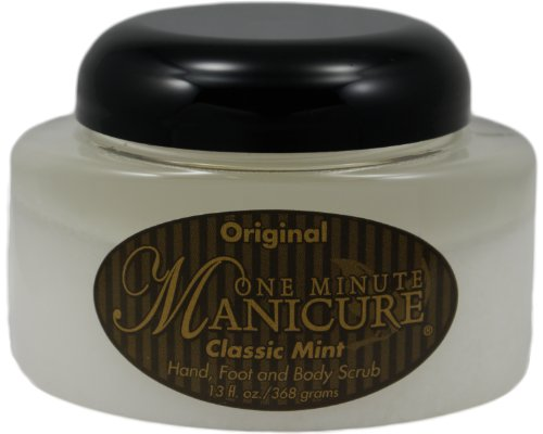 One Minute Manicure- Gommage Menthe - 368g