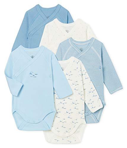 Petit Bateau Baby-Jungen Formender Body
