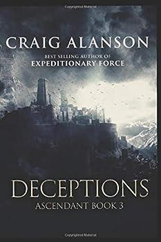 Paperback Deceptions (Ascendant) Book