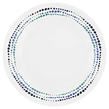 Corelle Livingware Ocean Blues 6.75  Bread & Butter Plate (Set of 8)