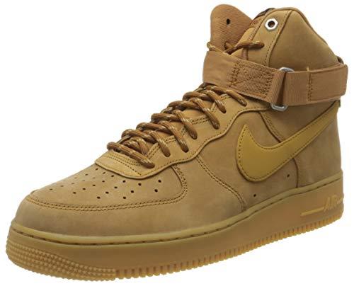 Nike Mens Air Force 1 High '07 WB CJ9178-200 Sneakers CJ9178-200 Brown 44,5 EU (9.5 UK)