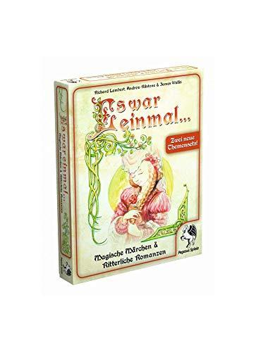 Pegasus Spiele 17871G - Es war einmal Magische Märchen & Ritterliche Romanzen (2 Themensets)
