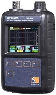 NBVCX Piezas de maquinaria KVE520A Medidor analizador de Antena de impedancia gráfica en Color Vectorial para VHF UHF Ham