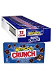 Buncha Crunch 100% Real Milk Chocolate Candy Treat 3.2 oz Concession Box (Pack of 12)
