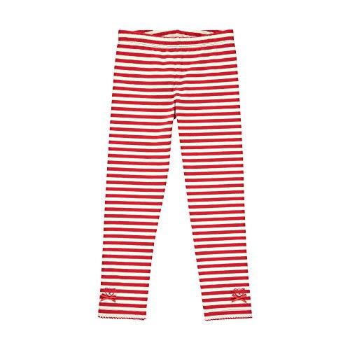 Steiff Baby-Mädchen Leggings, Beige (Cloud Dancer 1001), 80 (Herstellergröße: 080)
