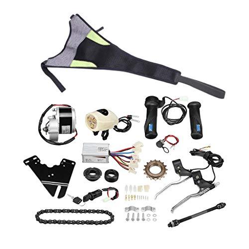 HomeDecTime 24V 250W Umrüstsatz Für Elektrofahrräder Für 22-28