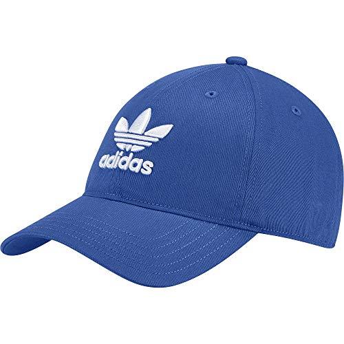 adidas Herren Trefoil Kappe, Blue, OSFM