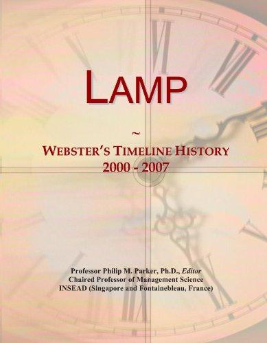 Lamp: Webster