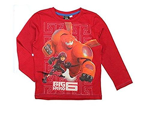 Baymax Camiseta de Manga Larga - para Niño