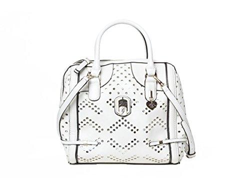 GUESS - Handtasche GUESS - hwvg37_70090_whi
