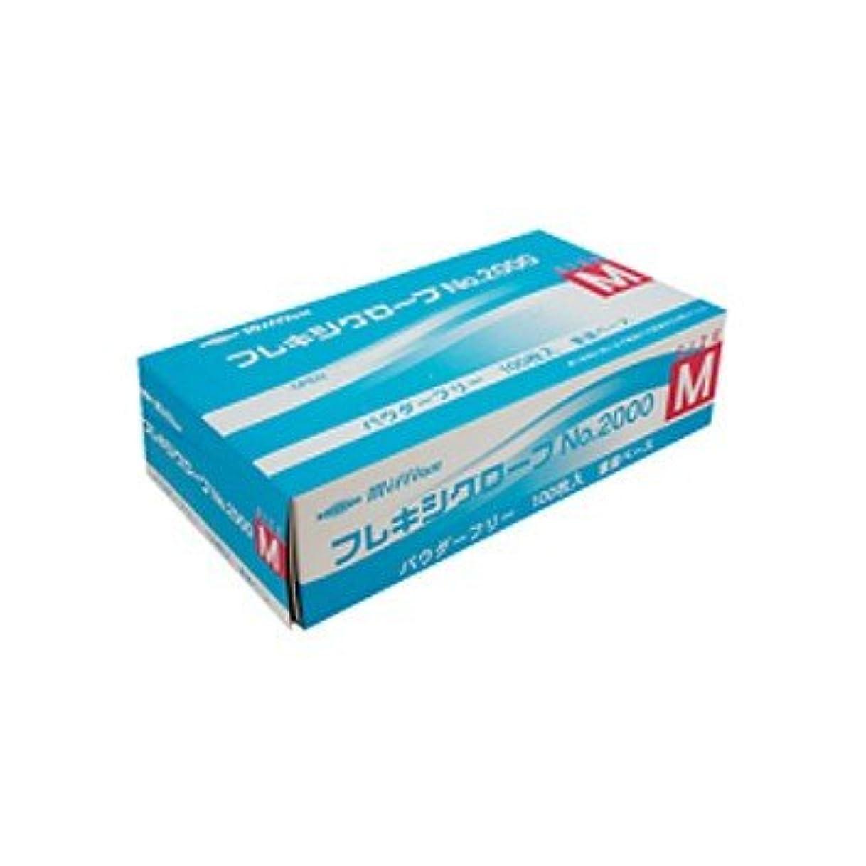 最初パニック火曜日ミリオン プラスチック手袋 粉無No.2000 M 品番:LH-2000-M 注文番号:62741637 メーカー:共和