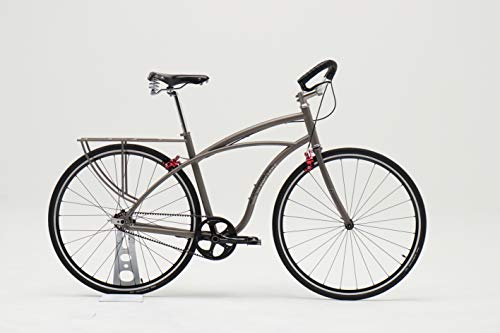 Read About The Urban Bike Titanium City Cruiser CT-2.2-SP