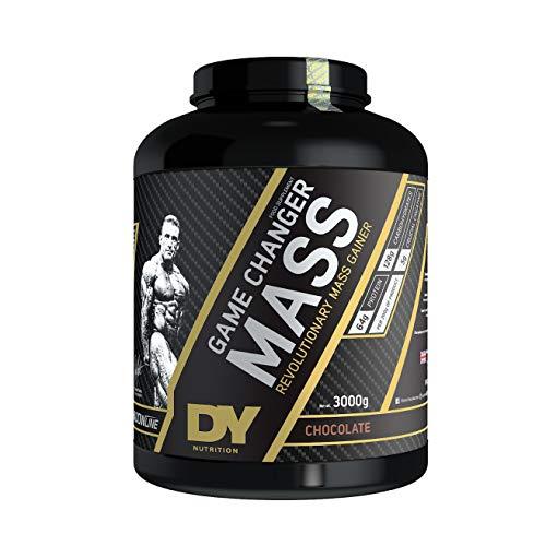Dorian Yates Game Changer Mass, Chocolate-Nuts, 3 kg