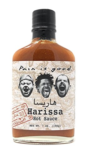 Pain is Good Harissa Hot Sauce - 7 oz