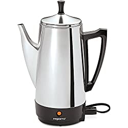 Best Electric Coffee Percolators 2020