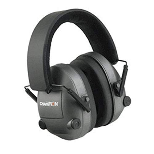 Champion Range and Target 40974 Electronic Ear Muffs, Multicolor, One...
