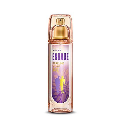 Glamorous Hub W2 Perfume en spray para mujer, 120 ml