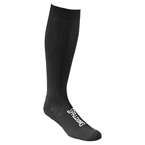 Spalding High Cut Calcetines, 2 Pares, Unisex