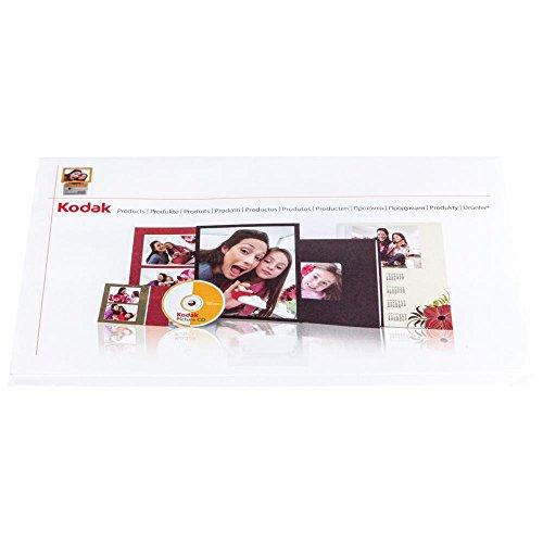 Kodak 3950904 Kiosk Picture Bags 1 x 500 CD Slot 15 x 20