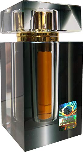 Parag Fragrances Black Musk Attar For Men (Limited Edition) 10ml Attar With Extra Premium Gold Metalic Heavy Glass Imported Bottle