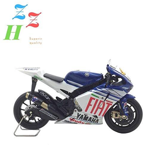 ZZH Yamaha GP M1-46 Kit De Moto Modelo De Edición Especial