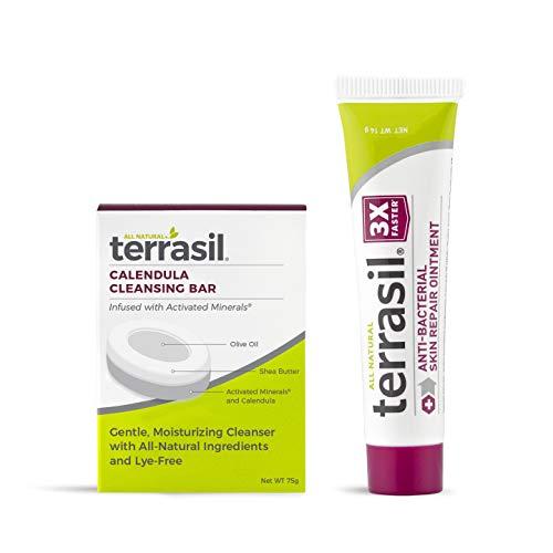 Antibacterial Skin Repair and Calendula Soap 3X Faster Natural...