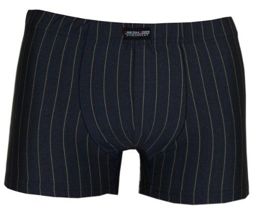 Tobeni 4 elegante retro-boxershorts voor heren, microvezel, in 4 maten