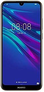 HUAWEI Dubai-L41B Y7 Prime 2019 Dual SIM Smartphone, 64GB, 3GB RAM, Amber Brown