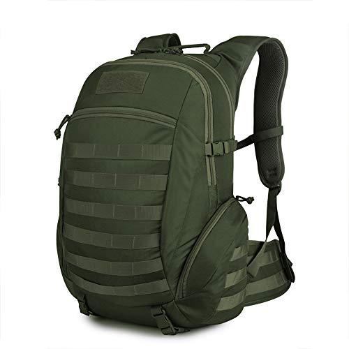 Ssszx Sac à Dos Tactique Militaire Militaire Militaire Assault en Toile Molle Sac à Dos de Camping randonnée Trekking 40 l