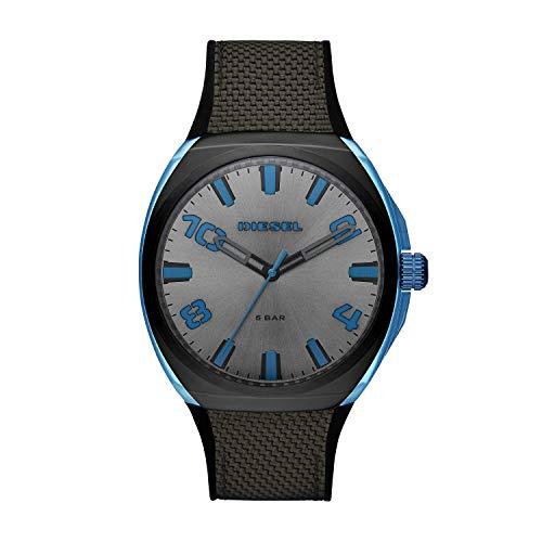 Diesel Quartz Horloge met Nylon Band DZ1885
