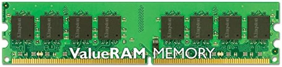 4 GB, 2 x 2 GB, DDR2, 667 MHz Memoria Kingston Technology ValueRAM DDR2 667MHz 4GB-Kit m/ódulo de
