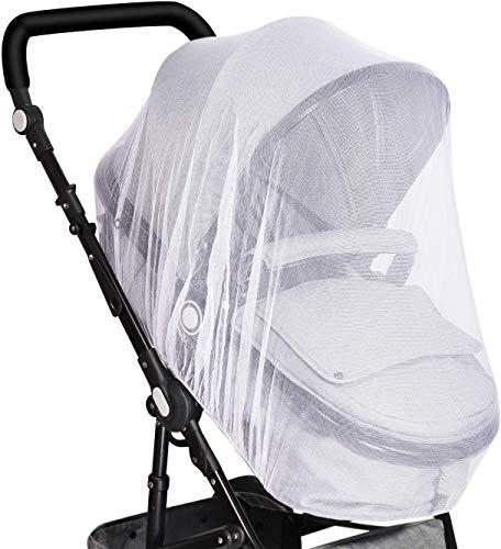 Insektenschutz für Kinderwagen Universal Moskitonetz