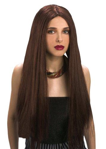 Perruque gothique brune perruques wgt marron