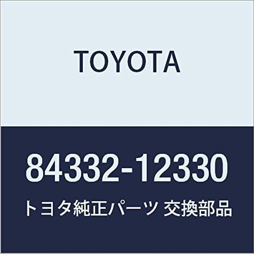 Toyota 84332-12330 Max 83% OFF Hazard Warning Fashion Switch Signal Assembly