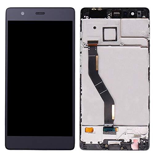 Display LCD + Touch Screen + Frame Huawei P9 Plus VIE-L09 Schermo Vetro Nero
