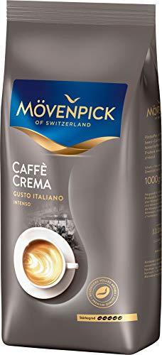 Mövenpick - Caffè Crema Gusto Italiano ganze Bohne - 1000g