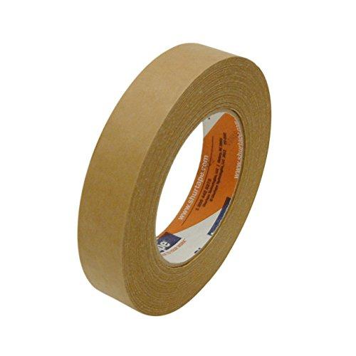 """Shurtape FP-96/KRA160 FP-96 General Purpose Kraft Packaging Tape: 1"""" x 60 yd."""