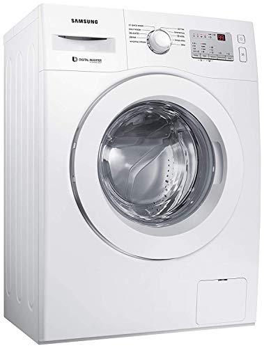 Samsung 6.0 Kg Inverter 5 Star Fully-Automatic Front Loading Washing Machine (WW60R20GLMA/TL, White, Hygiene Steam) 6