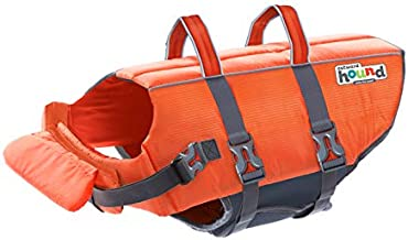 Outward Hound Dog Life Jackets - Beginner, Intermediate and Expert Swimmer Dog Life Vests