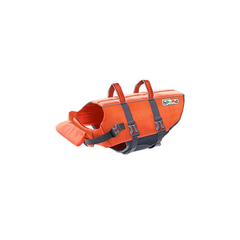 dog supplies online medium dog life jacket, outward hound granby splash