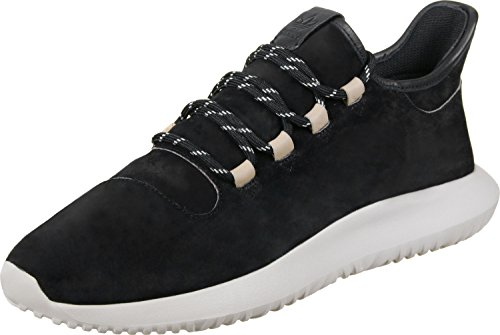 adidas Men's Tubular Shadow Low-Top Sneakers, Black (Core Black/core Black/Clear Brown), 10.5 UK