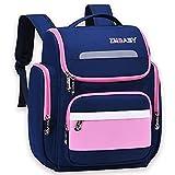 School Sackpack Girl Adolescent avec Design Ergonomique...